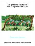Geronimo-Lenton - De geheime sleutel 18Het Jungleparcours: p1