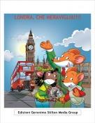 Topinus24 - LONDRA, CHE MERAVIGLIA!!!!