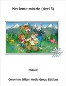 maud - Het lente mistrie (deel 3)