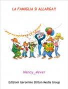 Nency_4ever - LA FAMIGLIA SI ALLARGA!!