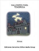 Ainoa - HALLOWEEN PARA TENEBROSA