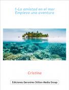 Cristina - 1-La amistad en el mar Empieza una aventura