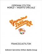 FRANCESCASTILTON - GERONIMI STILTON 