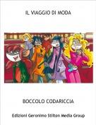 BOCCOLO CODARICCIA - IL VIAGGIO DI MODA