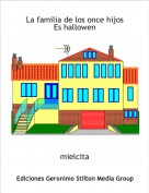 mielcita - La familia de los once hijosEs hallowen
