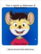 Topo Andrea - Test e notizie su Halloween di Topo Andrea