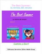 Cuenta y Escri - The Best Summer:la revista del verano