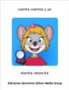 elenita ratoncita - cuenta cuentos y yo