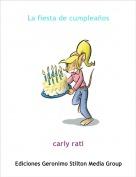 carly rati - La fiesta de cumpleaños