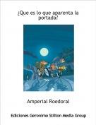 Amperial Roedoral - ¿Que es lo que aparenta la portada?