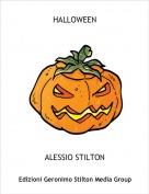 ALESSIO STILTON - HALLOWEEN