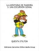 QUESITA STILTON - LA AVENTURAS DE PANDORA 3: UNA EXCURSIÓN GENIAL