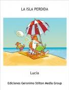 Lucía - LA ISLA PERDIDA