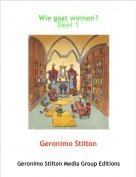 Geronimo Stilton - Wie gaat winnen?Deel 1