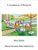 Klea Stilton - Il compleanno di Benjamin