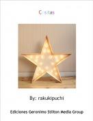 By: rakukipuchi - Cositas