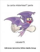 ratoale15 - La carta misteriosa1º parte
