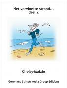 Chelsy-Muizin - Het vervloekte strand...deel 2