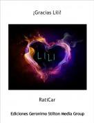 RatiCar - ¡Gracias Lili!