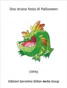 consy - Una strana festa di Halloween