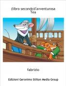 fabrizio - (libro secondo)l'avventurosa Tea