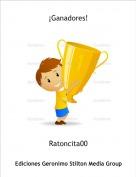 Ratoncita00 - ¡Ganadores!