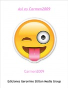Carmen2009 - Así es Carmen2009