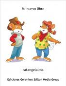 ratangelalma - Mi nuevo libro