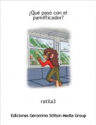 ratila3 - ¿Qué pasó con el pamiflicador?