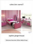 sophie gingermouse - coleccion nueva!!