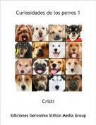 Cristi - Curiosidades de los perros 1