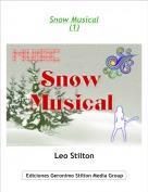 Leo Stilton - Snow Musical(1)