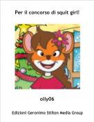 olly06 - Per il concorso di squit girl!