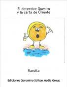 Naroita - El detective Quesito y la carta de Oriente