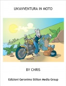 BY CHRIS - UN'AVVENTURA IN MOTO