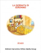 Arwen - LA GIORNATA DI GERONIMO