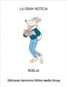 ROELIA - LA GRAN NOTICIA