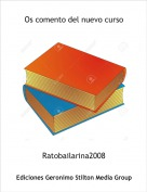 Ratobailarina2008 - Os comento del nuevo curso