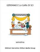 semolina - GERONIMO E LA GARA DI SCI