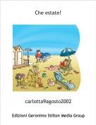 carlotta9agosto2002 - Che estate!