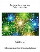 Rati Potter - Revista de ratoncitosFallas ratoniles