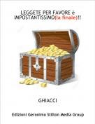 GHIACCI - LEGGETE PER FAVORE è IMPOSTANTISSIMO(la finale)!!!