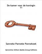 Sanneke Panneke Pannekoek - De kamer voor de koningin 11