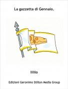lililo - La gazzetta di Gennaio.