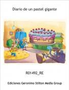 R01492_RE - Diario de un pastel gigante