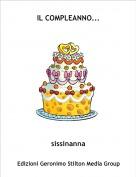 sissinanna - IL COMPLEANNO...