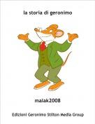 malak2008 - la storia di geronimo