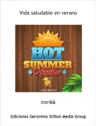 miri66 - Vida saludable en verano
