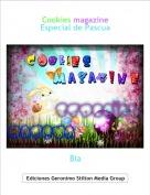 Bia - Cookies magazine Especial de Pascua
