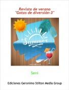 """Seni - Revista de verano""""Gotas de diversión-3"""""""